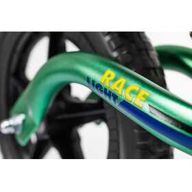 s'cool pedeX race light Neongreen/Black